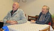 Klub důchodců oslavil roční výročí.
