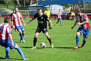 Kutná Hora se proti Berounu gólově neprosadila a prohrála 0:1.