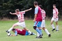 Fotbal III. třída: Sedlec - Hlízov 3:1, neděle 6. září 2009