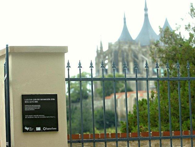 Chrám svaté Barbory v Kutné Hoře. Ilustrační foto.