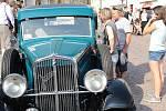 Desátá Veteran Rallye v Kutné Hoře.