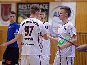 Utkání 20. kola florbalové divize mezi FBC Kutná Hora a Florbalovou akademií MB A skončilo výhrou domácích 6:4.