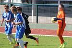 Česká fotbalová liga mladších žáků U13: FK Čáslav - FC Hradec Králové 4:6.