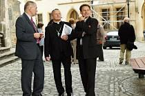 O víkendu oslavili lidé svátek patrona kostela svatého Jakuba v Kutné Hoře.