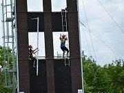 Krchlebská věž 2019.