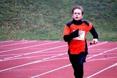 Atleti SKP Olympia Kutná Hora běželi stokilometrovou štafetu.