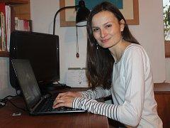 Lucie Sádlová odpovídala online