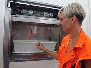 Kutnohorský babybox je v sídle zdravotní záchranné služby.