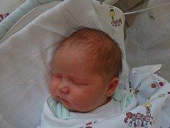 Veronika Crkalová se narodila 21. dubna vČáslavi. Vážila 3750 gramů a měřila 52 centimetrů. Doma vBratčicích ji přivítali maminka Eva, tatínek Stanislav a setra Lada.