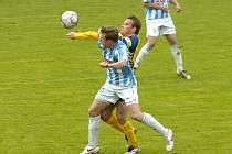 Fotbal II. liga: Čáslav - Jihlava, 16. 5. 2010