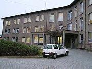 Nemocnice v Kutné Hoře.