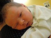 Magdaléna Záklasníková se poprvé rozkřičela 29.září v Čáslavi. Po narození vážila  3720 gramů  a měřila 51 centimetrů. Domů do Žlebů si ji odvezli šťastní rodiče Ludmila a Roman a sestřičky Kristýnka s Aničkou.