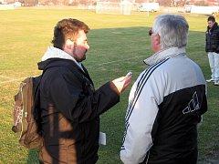 Externí spolupracovník Kutnohorského deníku Adam Procházka vyzpovídal trenéra červenojanovických fotbalistů Stanislava Daňka po prohraném přátelském utkání v Hlízově. Jeho svěřenci utrpěli debakl 2:7.