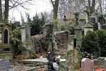 Hřbitov U Všech svatých.