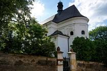 Kostel sv. Matouše, Rataje nad Sázavou