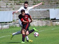 Kutnohorská Sparta porazila příbramský Spartak 4:0 a získala důležité tři body do boje o záchranu.