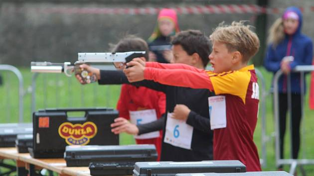 Laser run se konal poprvé v Kutné Hoře.