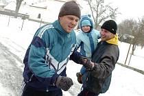 26. ročník Silvestrovského běhu ve Svatém Mikuláši. 31.12.2010