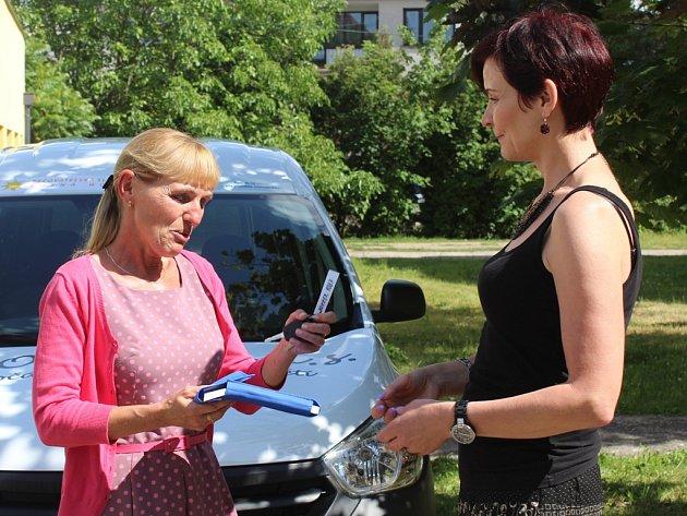 Pečovatelská služba v Kutné Hoře má nový vůz