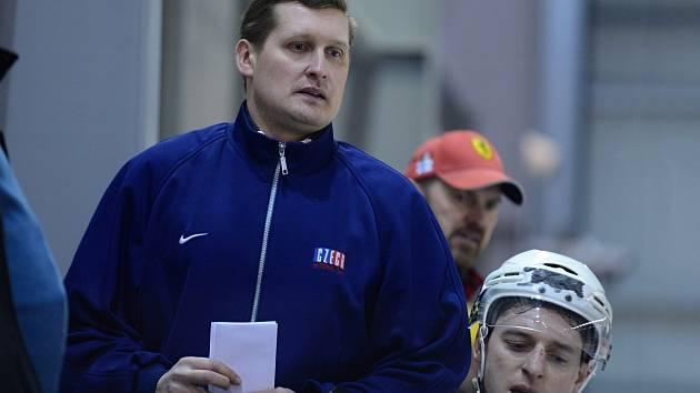 Hokejový trenér Tomáš Topol skončil na lavičce Čáslavi.