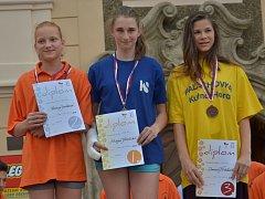 Vyhlášení vítězů, Palackého náměstí Kutná Hora - 17. června 2014