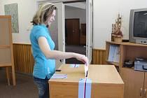 Komunální volby v Hlízově