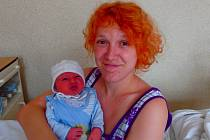 Patrik Hodan se narodil 29. října v Čáslavi. Vážil 3000 gramů a měřil 49 centimetrů. Doma ve Žlebech ho přivítali maminka Kamila a tatínek Jaroslav.