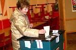 Druhé kolo prezidentských voleb 2013 v Kutné Hoře