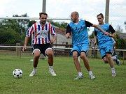 Červenojanovický Pukma Cup 2009 - slavnostní vyhlášení výsledků 12. ročníku turnaje v malé kopané.
