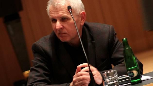 Místostarosta Čáslavi Vlastislav Málek.