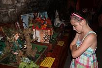 Kočovné muzeum strašidel bude ve Spolkovém domě v Kutné Hoře až do 4. srpna 2013