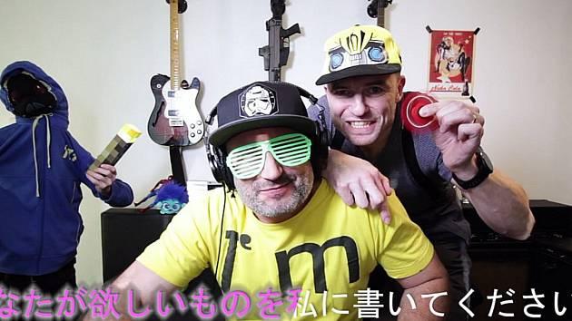 Z nového klipu skupiny Vesper