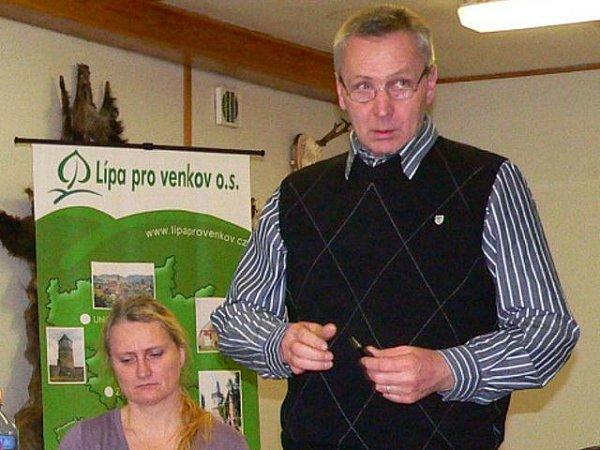 Ředitel kutnohorské Agentury pro zemědělství a venkov Josefa Viktora.