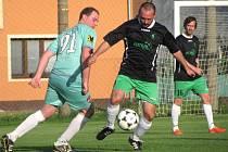 Fotbalový okresní přebor: TJ Sokol Červené Janovice - FK Chotusice 1932 1:3 (0:1).
