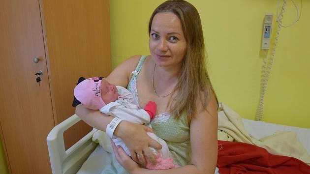 Karolína Vošická se narodila 5. října 2021 v 19.22 hodin v benešovské porodnici. Vážila 3830 g. Doma ve Vlašimi ji přivítali maminka Oksana, tatínek Pavel a dvouletá sestřička Daniela.