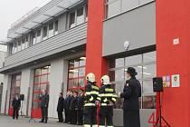 Nová stanice HZS Čáslav