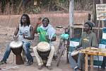 Zážitky z bydlení v Senegalu v podání Lucie Masopustové.