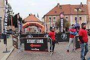 Sobotní Sprint extrémních překážkových závodů Spartan Race v Kutné Hoře.