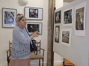 Vernisáž fotoklubu se konala ve Zruči.