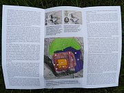 Informace o bývalém hradu Chlum u Zbýšova.