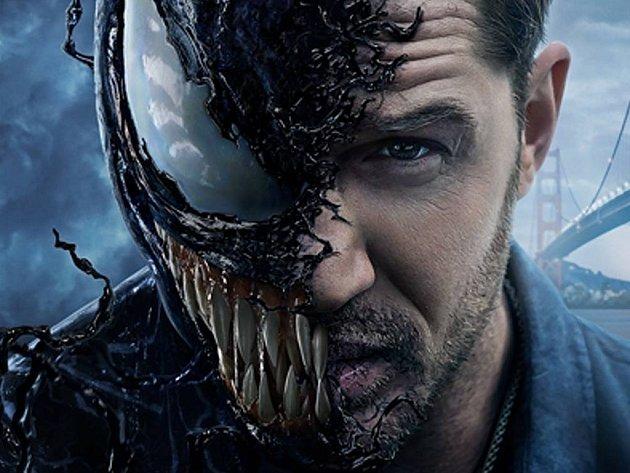 Americký akční sci-fi Venom.