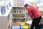 Slavnostní otevření pobočky kutnohorské městské knihovny na Kaňku.