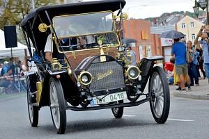 Jedenáctý ročník Veteran Rallye se konal o víkendu 17. a 18. srpna v Kutné Hoře.