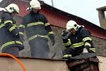 Likvidace požáru v kutnohorském pivovaru, 2. října 2010