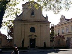 Kostel sv. Alžběty v Čáslavi