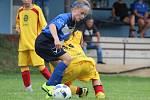 Fotbalový okresní přebor mladších žáků: FK Záboří nad Labem - FK Čáslav dívky 1:4 (0:2).