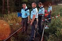 Smrtelná nehoda na trati mezi Hodkovem a Želivcem