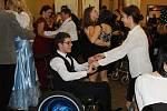 Věneček slavnostně zakončil kurz Jedinečných tanečních