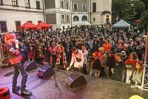 11. ročník festivalu současné alternativní hudby Creepy Teepee v Kutné Hoře.