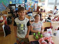 Žáci ZŠ Sadová v Čáslavi se zapojili do projektu Abeceda peněz.